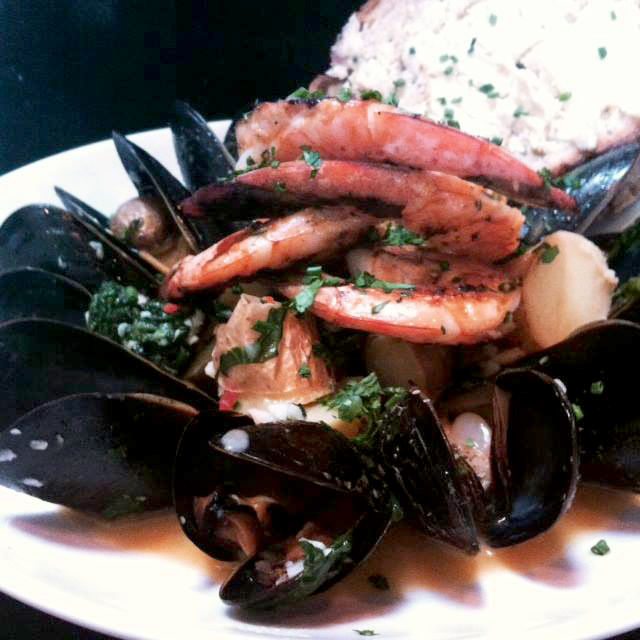 Image - Menu addition, Shrimp & Mussels